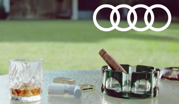 """Audi """"La estrella nunca vista. El Hombre Invisible"""""""